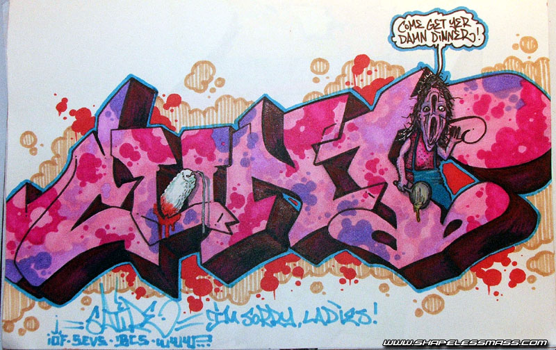 graffiti pure art essay